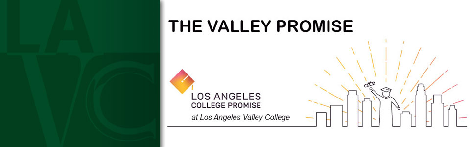 Los Angeles college promise banner
