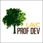LAVC Professional Development logo