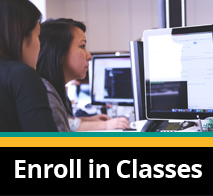 Enroll in Classes