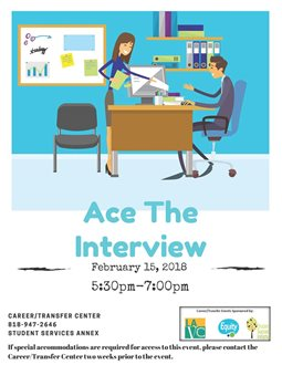 Ace the Interview Workshop