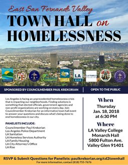 Town Hall on Homelessness