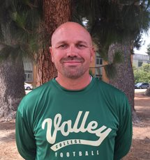 Welcoming Robert Tucker, LAVC's New Head Football Coach