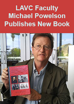 LAVC Faculty Member Publishes a New Book