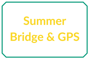 Summer Bridge and GPS