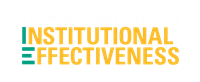 Institutional Effectiveness logo