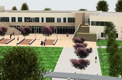 Rendering of Student Services