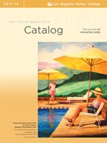 Cover of 2011-2012 Catalog