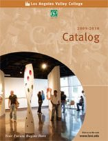 Cover of 2009- 2010 Catalog